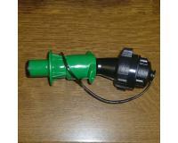 Füllsystem Kettenöl für Kombikanister (grün) OREGON Vgl.-Nr. 562612