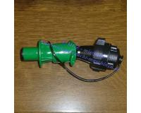 Füllsystem Kettenöl für Kombikanister (grün)